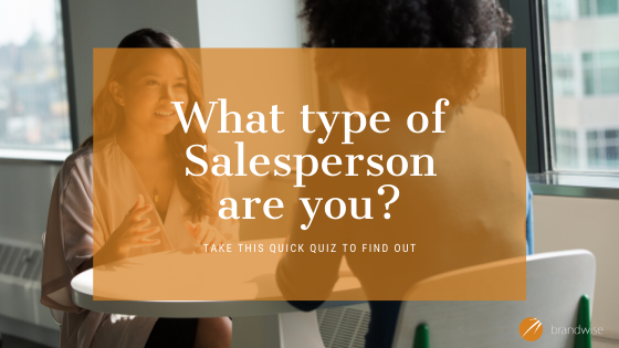 Quiz: Which of the 4 Salesperson Personalities Are You?